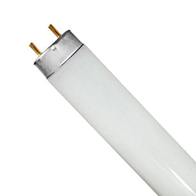 GE 26668 - F32T8/SP41/ECO - 32 Watt Fluorescent Tube - T8 - 24000 Hours - 2800 Lumens - 4100K - 700 Series Phosphors - Case of 36