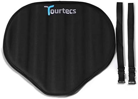 Tourtecs Seat Cushion Neo M for Suzuki V-Strom 1000//650 XT black