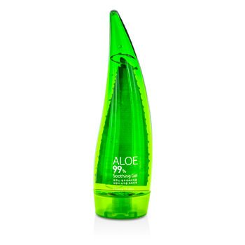 Holika Holika - Aloe 99 Soothing Gel 250 ml for men and woman - Jeju Aloe Vera for dry skin - Facial Treatment - Moisturisers - Day Care - Gels