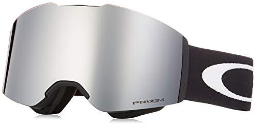 Oakley Fall Line Snow Goggles, Matte Black Frame, Prizm Black Iridium Lens, Medium