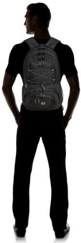 Basics Backpack Casual Black Travelite Daypack Backpack Basics 096286 Casual Daypack Black 82755 096286 Travelite wqSvxq