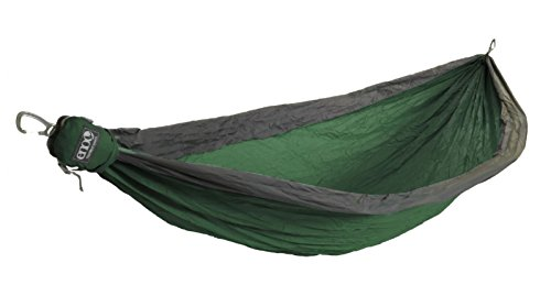 ENO Eagles Nest Outfitters - TechNest Hammock, Lichen/Charcoal