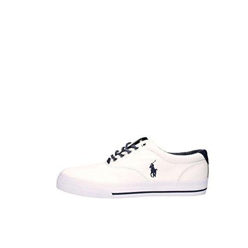 Polo Ralph Lauren Vaughn Sneaker Herren Sneaker Weiß Weiß