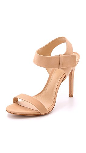 Schutz Women's Dubia Sandals, Pale Peach, 7 B(M) US