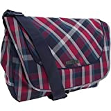 Dakine Messenger Bag Large (Spring 2010) - Women's Vivienne Plaid / Navy Large