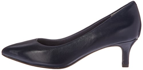 Rockport Women's Total Motion Kalila Dress Pump, Deep Ocean Nappa, 10 M US by Rockport (Image #5)