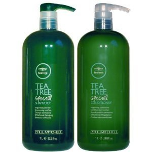 Tree Duo (Paul Mitchell Tea Tree Special Shampoo & Conditioner Duo (33.8 fl oz)