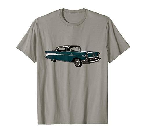 Retro Vintage 1950s American Car T-shirt ()