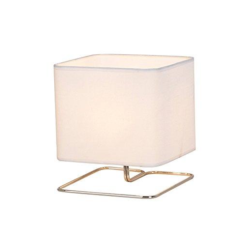 Pointhx Lámpara de Mesa de Hierro Minimalista Moderna Edison ...