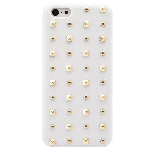 Phonix IP5CLSW mobile phone case-Housse pour Téléphone portable Blanc