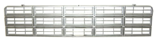 OE Replacement Chevrolet Grille Assembly (Partslink Number GM1200114) Unknown