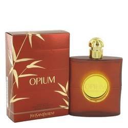 Opium Perfume By Yves Saint Laurent for Women 3 oz Eau De Toilette Spray (New Packaging) by Opium