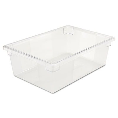 Rubbermaid Commercial Products RCP 3300 CLE 12.5 Gallon Food