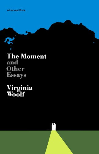 Moment And Other Essays (Harvest Book, Hb 295)