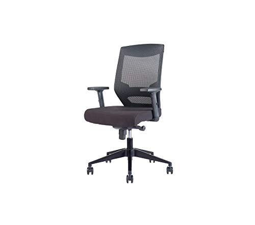 - Rightаnglе Alpha Series Mobile Mesh Backrest Office Chair, Angle and Height Adjustable/w Lumbar Support