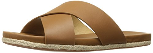 Splendid Women's Jenni Flip Flop, Cognac, 9 M US by Splendid