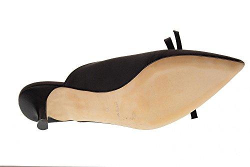 Ovye Sabot Ac528 Donna Nero Scarpe 76Bw7