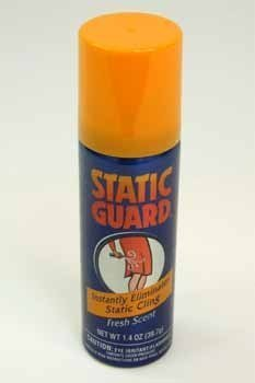 Static Guard Aerosol: Tote Size 1.4 OZ (case of 12) by Static Guard by Static Guard