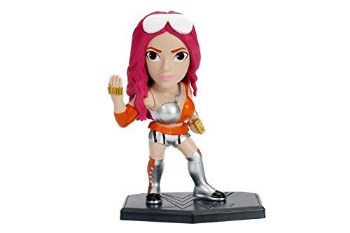 "Metals WWE Classic 4"" Sasha Banks  Toy Figure"
