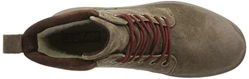 Legero Montana, Stivali da Neve Uomo Marrone (Braun (Teak 45))