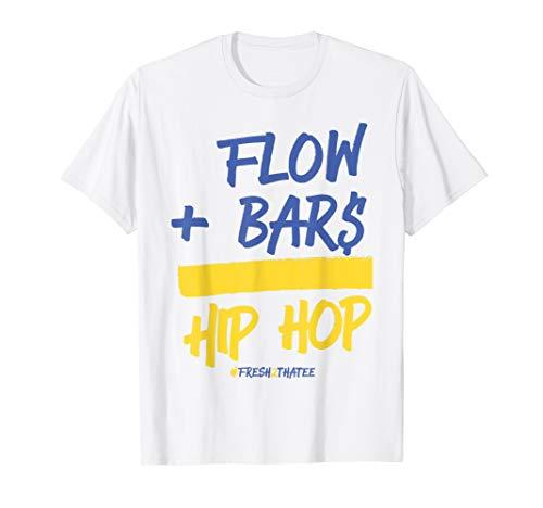 (Hip hop shirt made to match Jordan 5 jsp laney)