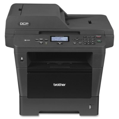 Brother Printer DCP-8150DN Monochrome Printer with Scanner and Copier, Amazon Dash Replenishment Enabled