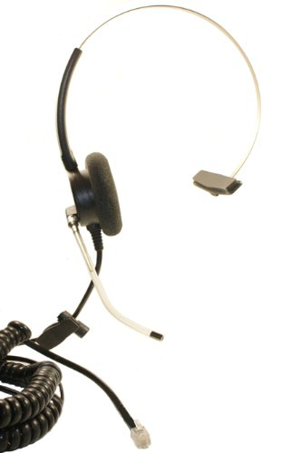 Headset Voice Tube Microphone - 1