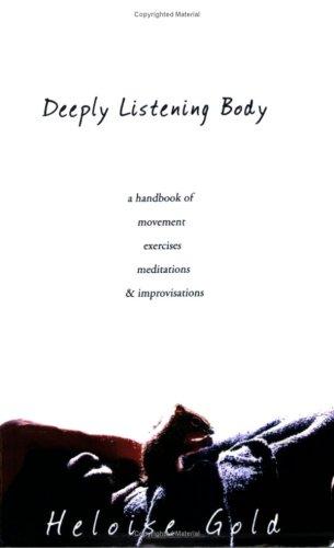 Anthology of essays on deep listening
