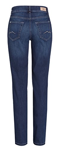MAC Damen Jeans Melanie 5040 new basic wash D845
