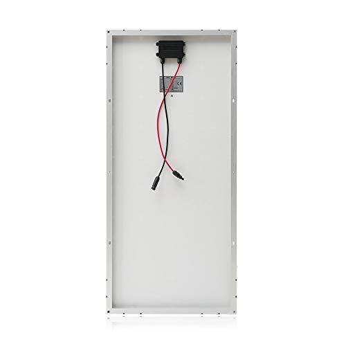 Peppydazi Portable Boat Car Solar Battery Charger 100W Moncrystalline Solar Panel Module by Peppydazi (Image #4)