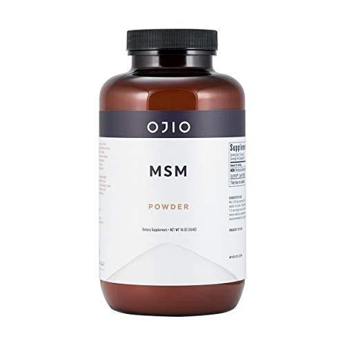 OJIO MSM Powder - OptiMSM - 16 Ounce