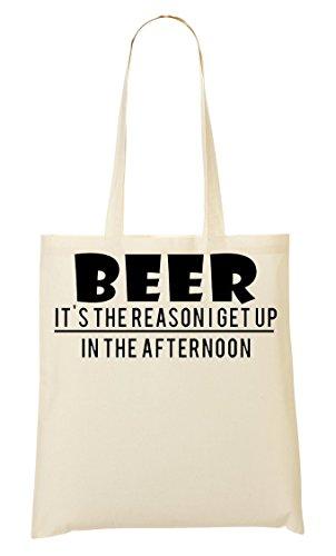 Beer The Reason Bolso De Mano Bolsa De La Compra