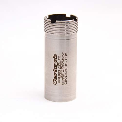 - Carlsons 16611, Beretta/Benelli Flush Mount Choke Tubes, 12 Gauge Cylinder.725