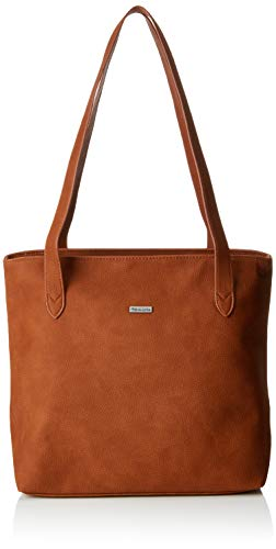 cognac Shopping Donna Louise Bag Tamaris Marrone Borsa T0nCR