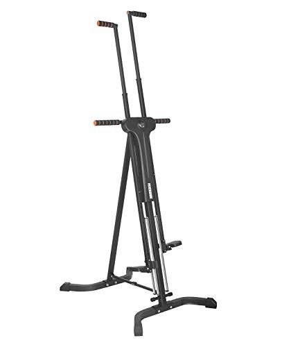 FEIERDUN Vertical Climber Foldable Exercise Machine Good Full Body Cardio Workout Fitness (Vertical Climber) Review