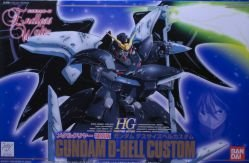 Gundam W Endless Waltz - Deathscythe D-Hell Custom Metalic &