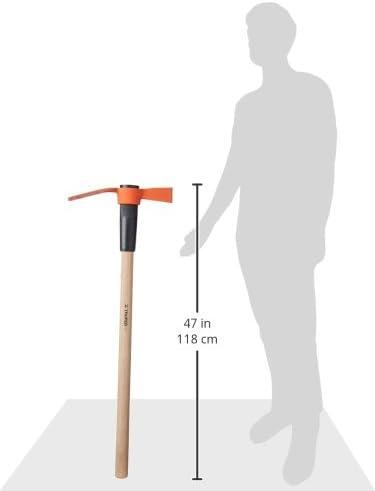 TRUPER TH-2.5M 2.5 lb Cutter-Mattock