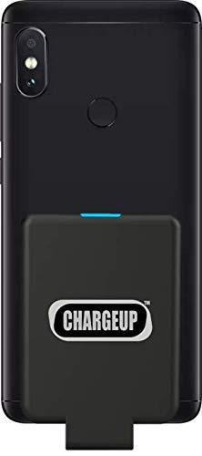 size 40 58de3 2e5b6 Chargeup™ Battery Case - Xiaomi Redmi 6 Pro/6/5/4/3/Note 5/Note 5  Pro/Y1/Y2-4500 mAH - Micro USB - Matte Black [Power Bank Alternative]