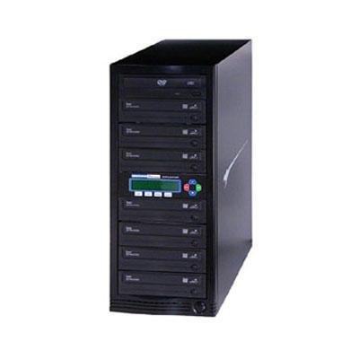 Kanguru DVDDUPE-SHD7 DVD DUPLICATOR 1 TO 7 24X 500GB MASTER HDD TO COPY DVDS