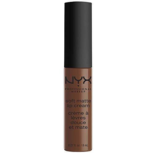 NYX PROFESSIONAL MAKEUP Soft Matte Lip Cream, Dubai, 0.27 Fluid ()