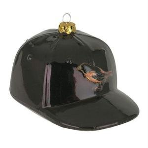 MLB Baseball Cap Ornament MLB Team: Baltimore Orioles