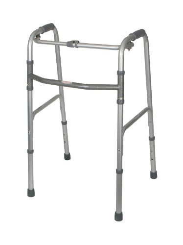 medline-mds86615-one-button-folding-walkers-adult-pack-of-2