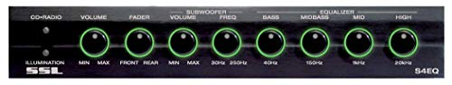 Sound Storm Labs S4EQ 4 Band Pre...