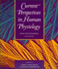 Current Perspectives In Human Physiology Biology Series
