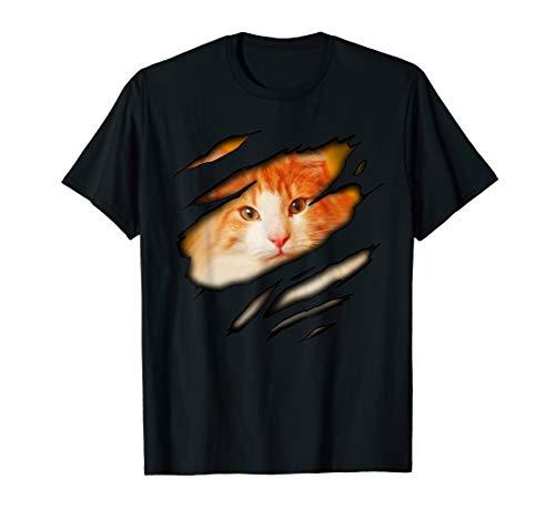 Norwegian Forest Cat in me T-Shirt, Catshirt, Purebred Cat