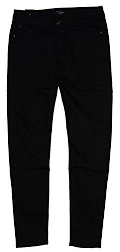 Nero B Donna Jeans straight S Jeans 4fq7xXf