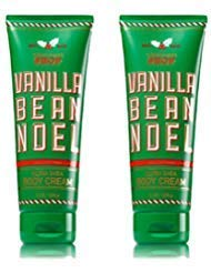 Vanilla Bean Noel Ultra Shea Body Cream 8 oz (2 Pack)