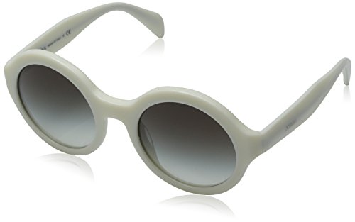 Prada Women's 0PR 06QS Ivory/Grey - Sunglasses Prada Models