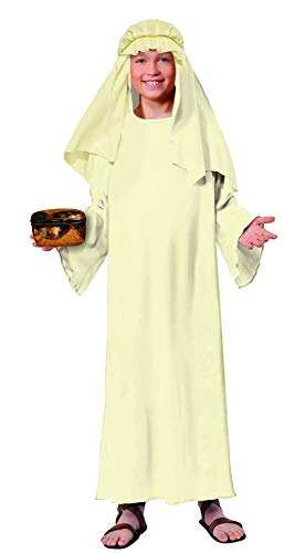 Forum Child's Value Wise Man Costume, Ivory, Medium]()