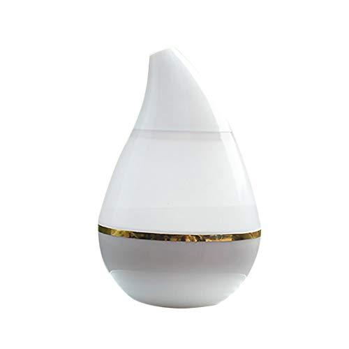 - yanQxIzbiu Premium Essential Oil Diffuser, 250ML Multifunctional Air Purifier/Mist Diffuser for Home Car USB Mini Humidifier Multicolor Light White
